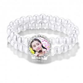 bracelets fantaisie  perle